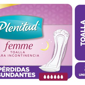 Apositos Plenitud Femme Incontinencia Nocturna Mujer x48