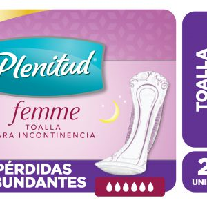 Apositos Plenitud Femme Incontinencia Nocturna Mujer x120