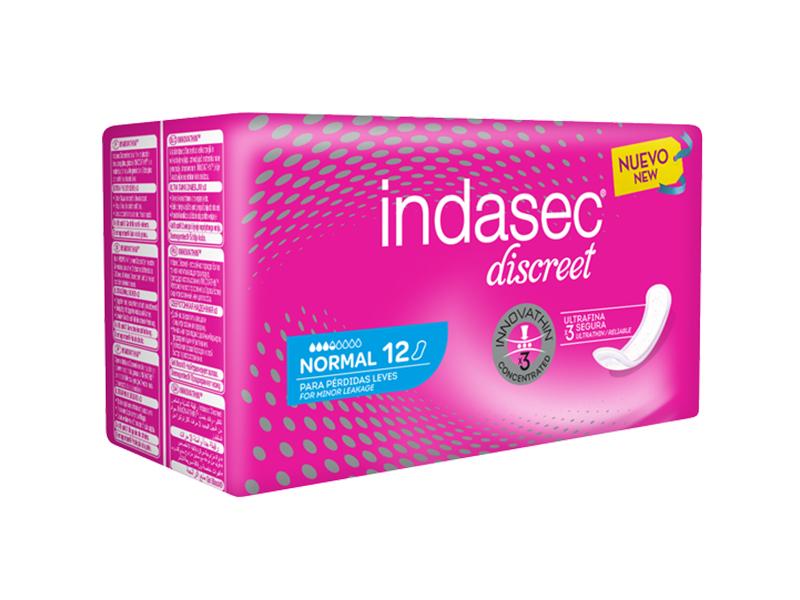 Apositos Indasec Incontinencia Leve Unisex x144
