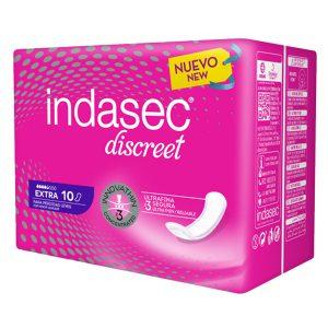 Apositos Indasec Incontinencia Leve Unisex x120