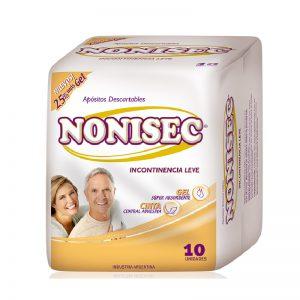 Apositos Nonisec Incontinencia Leve Unisex G x200
