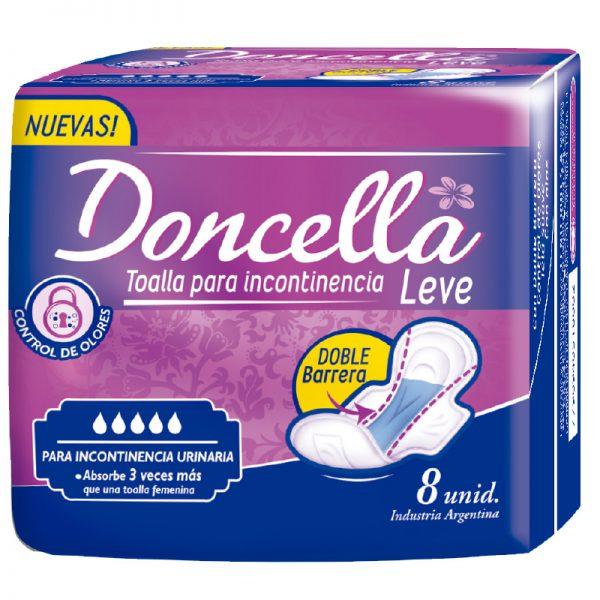 Apositos Doncella Incontinencia Leve Mujer x400