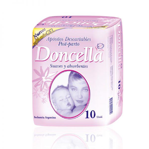 Apositos Doncella Post Parto Mujer x200