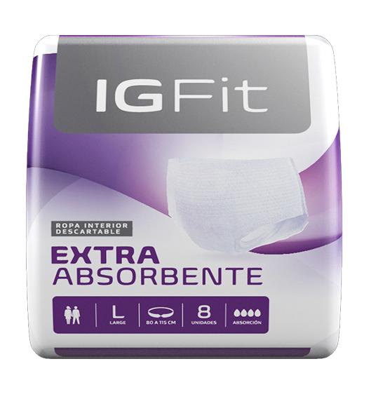 Ropa Interior Ig Fit Elastizados Unisex G x96