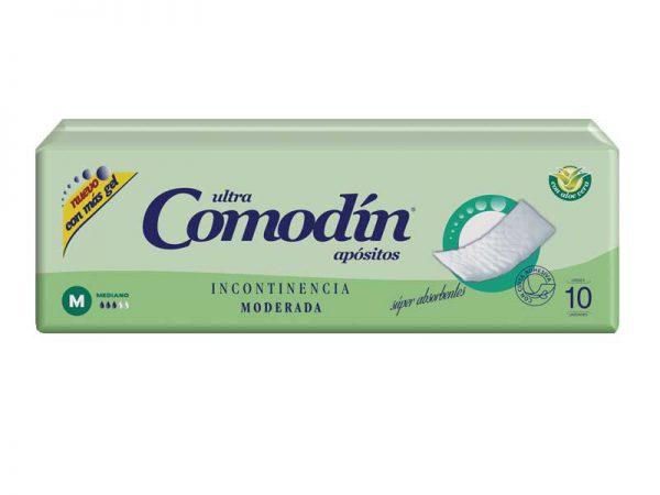 Apositos Comodin Incontinencia Moderada Unisex x120