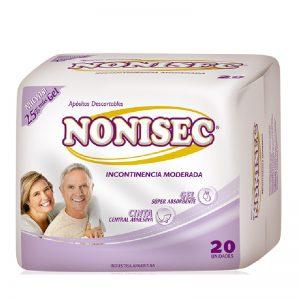 Apositos Nonisec Incontinencia Moderada Unisex x120