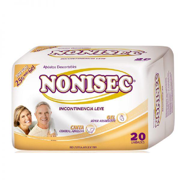 Apositos Nonisec Incontinencia Leve Unisex x200