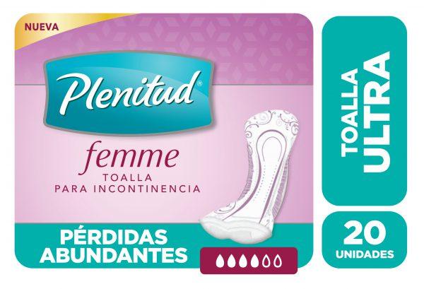 Apositos Plenitud Femme Incontinencia Normal Mujer x120