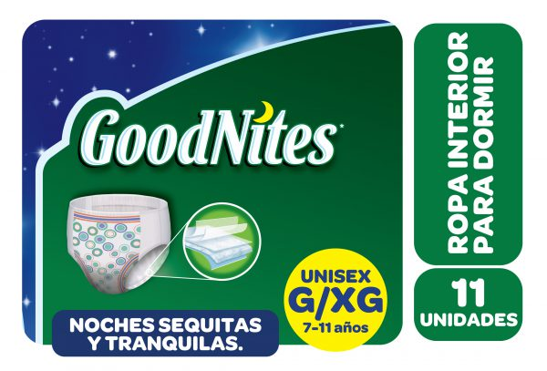 Ropa Interior Goodnites Unisex G/xg X 44