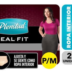 Ropa Interior Desechable Plenitud Active Mujer Med/gde Megapack