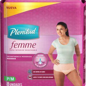30229366 / 30227574 Pant Adu Ple Femme P/m Femal 4x8