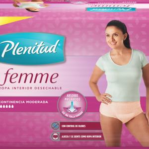 30227584 Pant Adu Ple Femme G/xg Femal 2x16 (d)