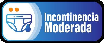 Incontinencia Moderada