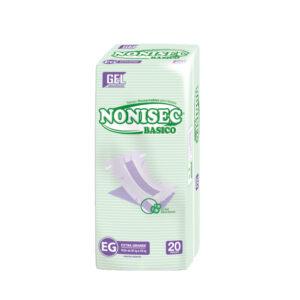 Pañales Nonisec Clasicos Unisex G